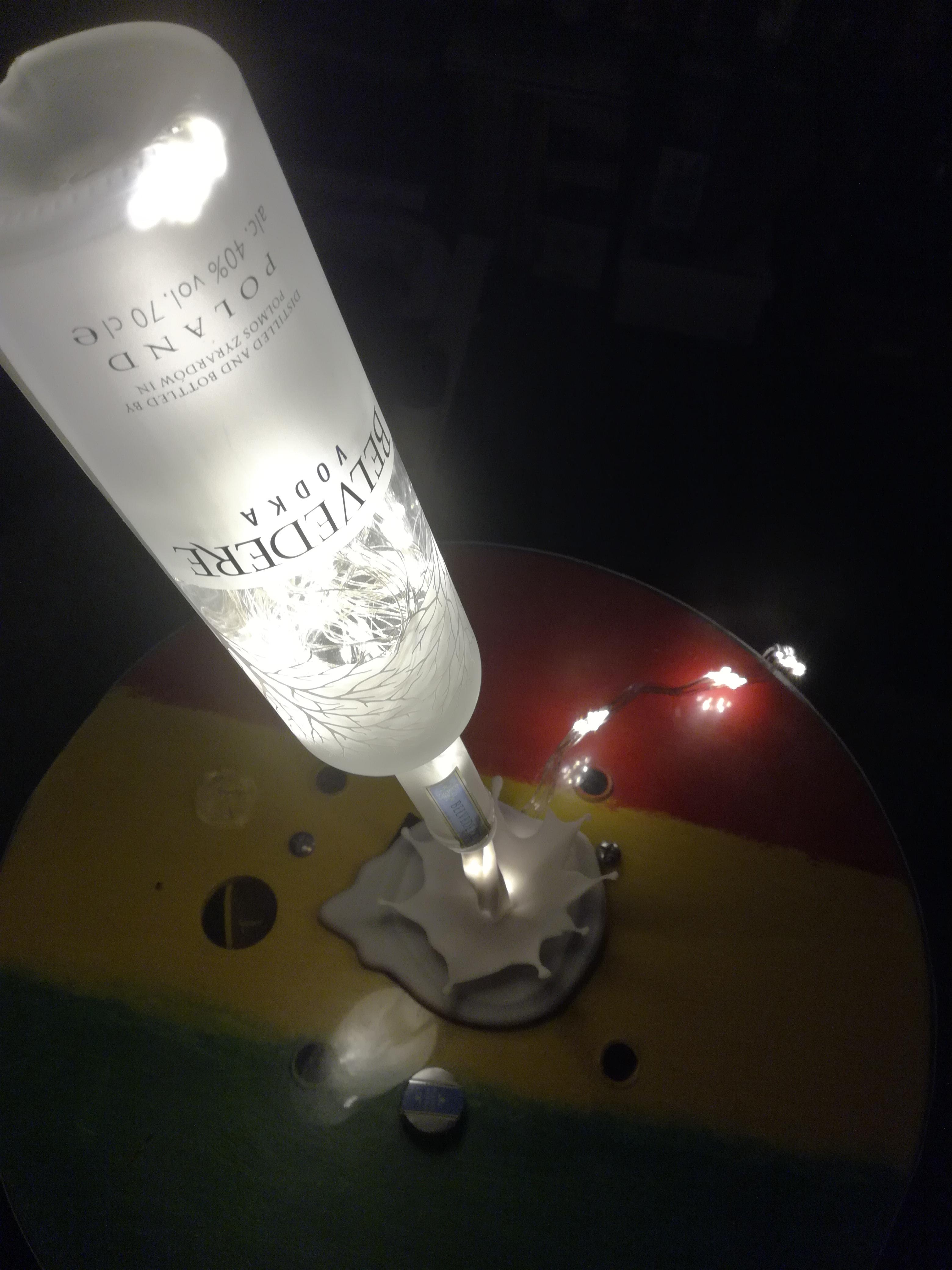 Splash lamp